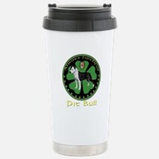 Always faithful Pit Bull Travel Mug