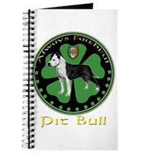 Always faithful Pit Bull Journal