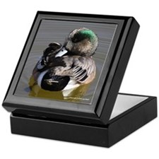 American Wigeon Keepsake Box