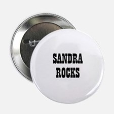 SANDRA ROCKS Button