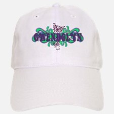 Gwendolyn's Butterfly Name Baseball Baseball Cap