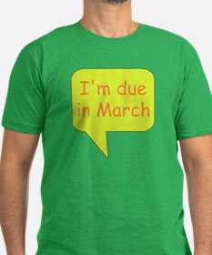 March due date T