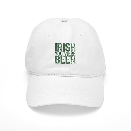 Irish You Were Beer Cap