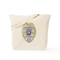 Garner Police Tote Bag