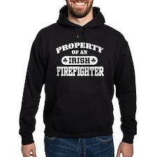 Property of a Irish Firefight Hoodie