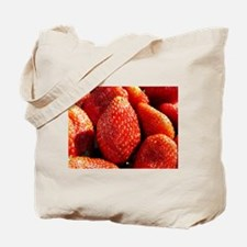 Strawberries and Tomatoes Tote Bag