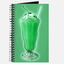 Sweet Green Milkshake Journal