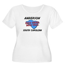 anderson south carolina - been there, done that Wo
