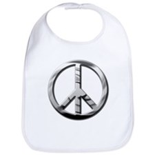 Chrome Peace - Bib