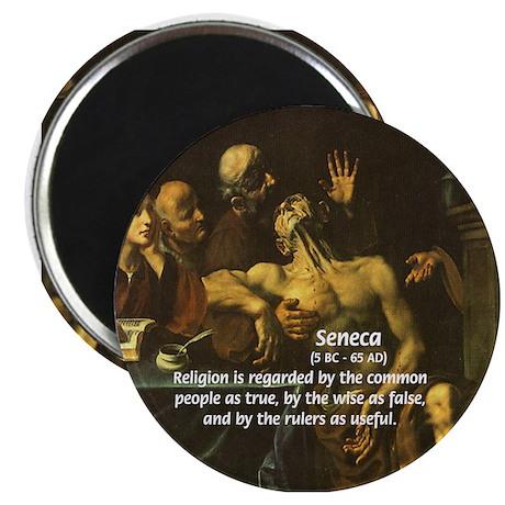 Humorist / Statesman: Seneca Magnet