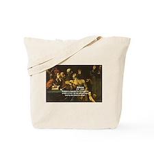 Humorist / Statesman: Seneca Tote Bag