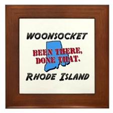 woonsocket rhode island - been there, done that Fr