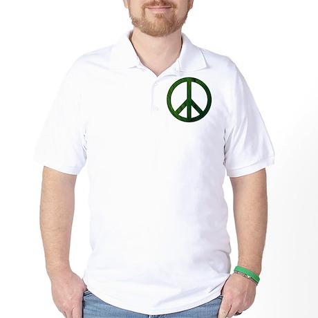 Leaf Peace - Golf Shirt