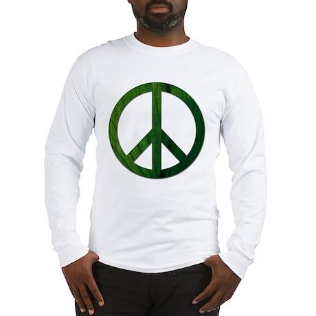 Leaf Peace - Long Sleeve T-Shirt