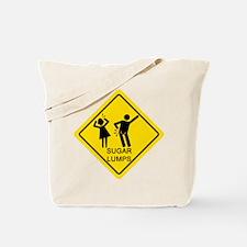 Sugar Lumps Baby! Tote Bag