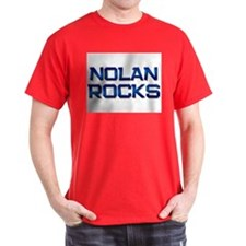 nolan rocks T-Shirt