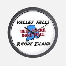 valley falls rhode island - been there, done that
