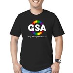 GSA ToonA Men's Fitted T-Shirt (dark)