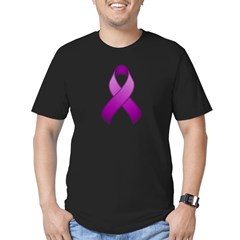 Purple Awareness Ribbon T