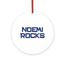 noemi rocks Ornament (Round)