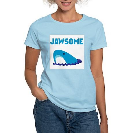 Jawsome Shark Women's Light T-Shirt