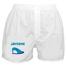 Jawsome Shark Boxer Shorts