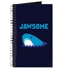 Jawsome Shark Journal