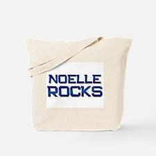 noelle rocks Tote Bag