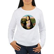 Sphynx Cat & Mona Lisa T-Shirt
