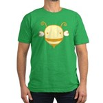 Baby Bee Men's Fitted T-Shirt (dark)