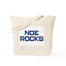 noe rocks Tote Bag