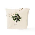 Recycle Symbol Tree Reusable Tote Bag