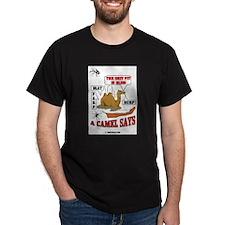 A Camel Says T-Shirt