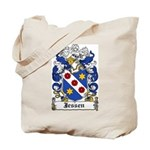 Jessen Coat of Arms Tote Bag