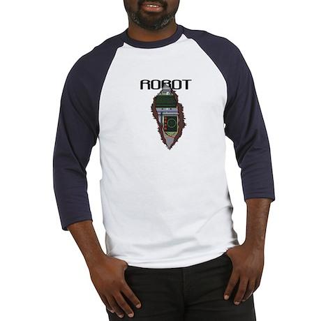 Robot Chest Baseball Jersey