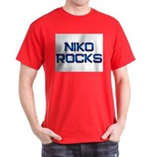 niko rocks T-Shirt