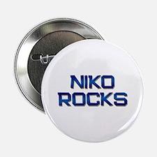 "niko rocks 2.25"" Button"