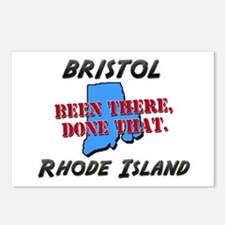 bristol rhode island - been there, done that Postc
