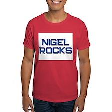 nigel rocks T-Shirt