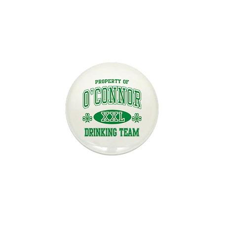 O'Connor Irish Drinking Team Mini Button (10 pack)