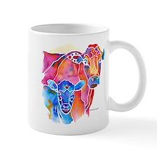 Whimzical Calf & Mom Mug