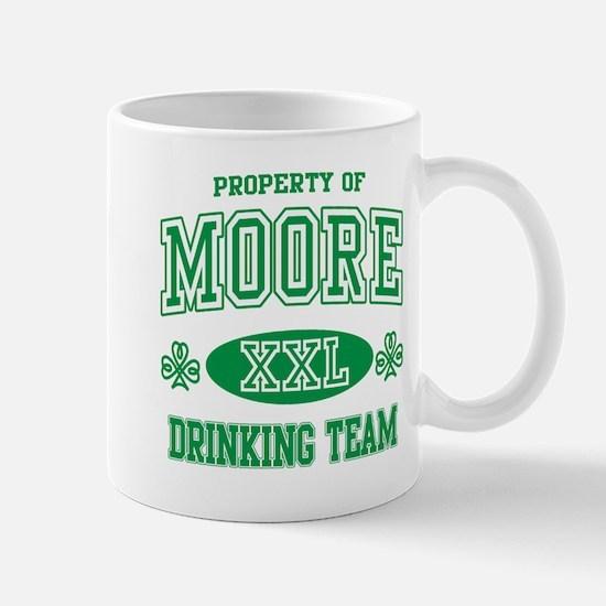 Moore Irish Drinking Team Mug