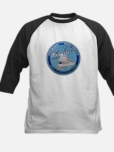Zephyr engine luggage tag Baseball Jersey