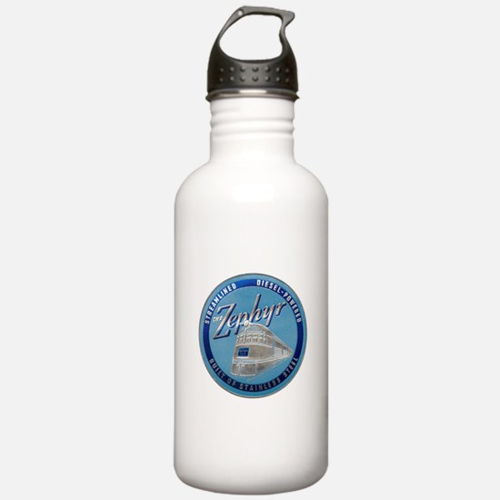 Zephyr engine luggage Water Bottle