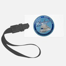Zephyr engine luggage tag Luggage Tag