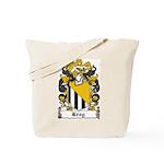 Krag Coat of Arms Tote Bag