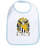 Krag Coat of Arms Bib