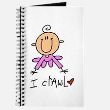 Girl I Crawl Journal