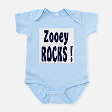 Zooey Rocks ! Infant Creeper