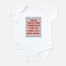 DAZED AND CONFUSED Infant Bodysuit